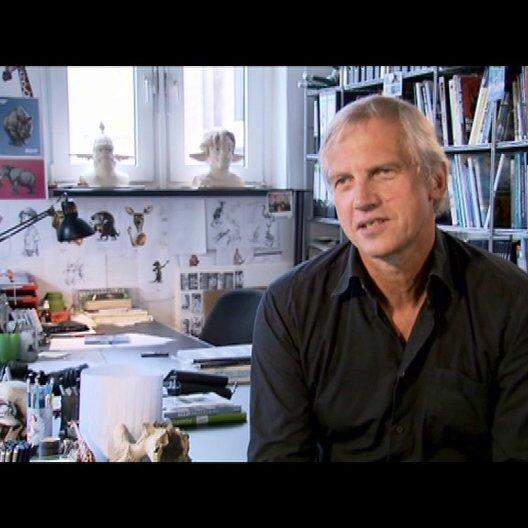 Reinhard Klooss ueber die Atmosphaere - Interview Poster