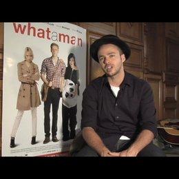 Marlon Roudette über den Film - Interview Poster