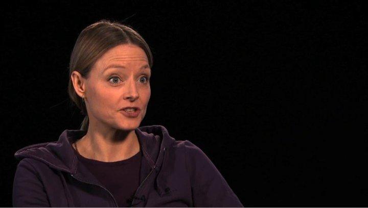 Jodie Foster über die Prämisse des Films - OV-Interview Poster