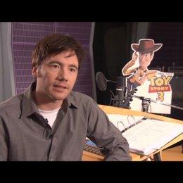 MICHAEL BULLY HERBIG / Woody über die Drehbücher von TOY STORY 3 - Interview Poster