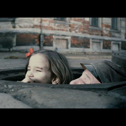 Krystynas Blick in die Welt oben - Szene Poster