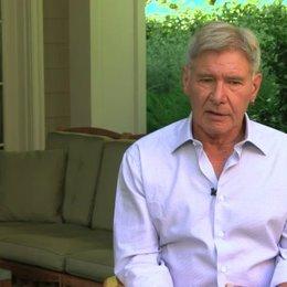 Harrison Ford über Ben Kingsley - OV-Interview Poster
