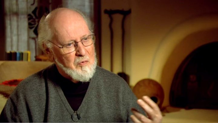 John Williams (Composer) über die Filmmusik - OV-Interview Poster