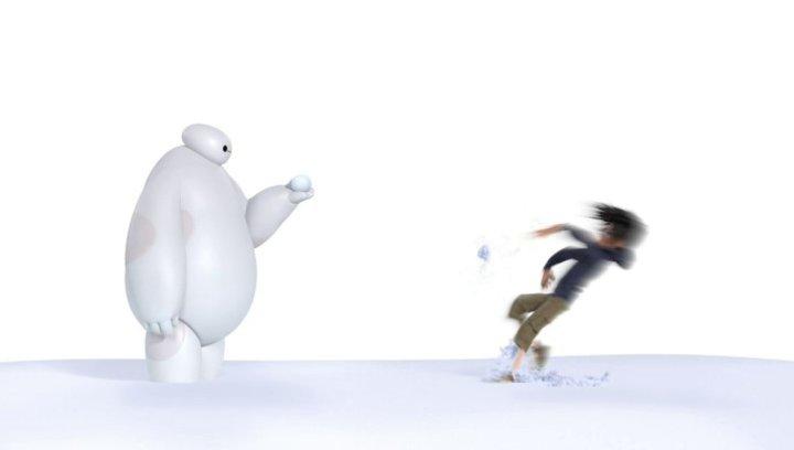 Snowball - Featurette Poster