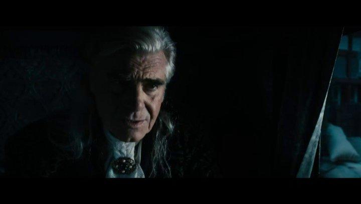 Gespräch zwischen Gideon und dem Grafen von St Germain - Szene Poster
