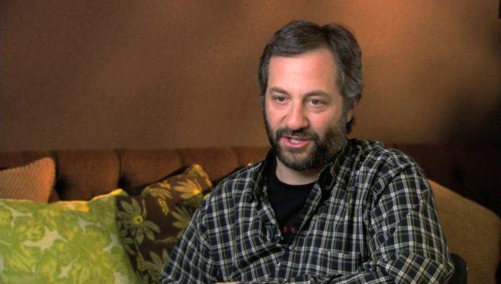 Judd Apatow über die Arbeit mit Nicholas Stoller - OV-Interview Poster