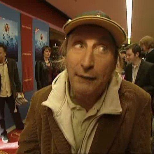 Otto Waalkes auf der Premierenfeier am 01.04.2006 in München - Interview Poster