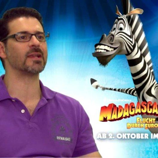 Rick Kavanian - Marty - über die Identifikation mit seiner Figur - Interview Poster
