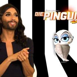 Conchita Wurst - Eva - über ihre Rolle Eva 2 - Interview Poster
