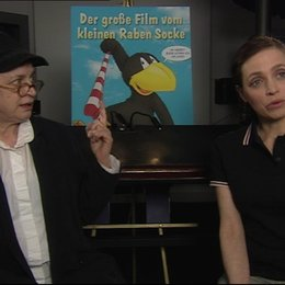 Katharina und Anna Thalbach über den Dachs - Interview Poster