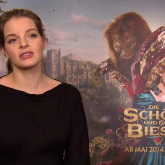 Yvonne Catterfeld - Prinzessin - über ihre Rolle - Interview Poster