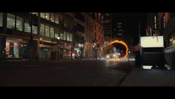 Pac-Man Attacke - Szene Poster
