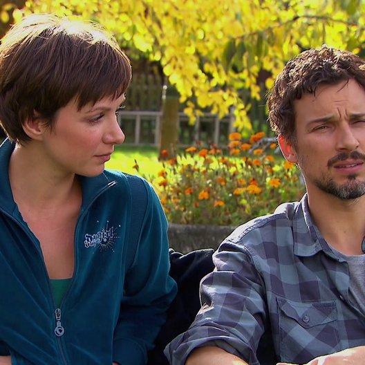 Julia Koschitz und Florian David Fitz über den Film - Interview Poster