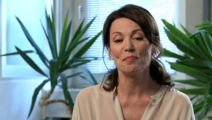 Iris Berben - Luise Jansen - über Menschen ab 60 - Interview Poster
