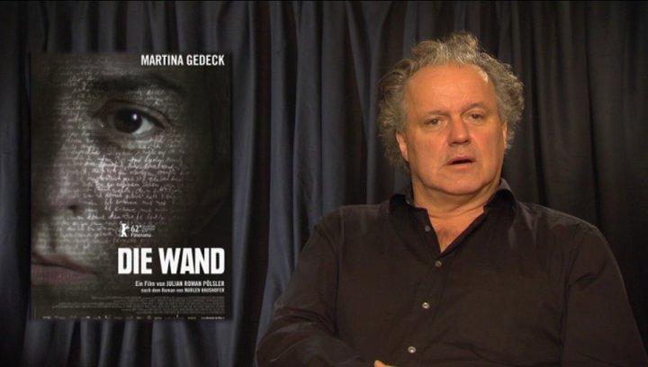 Julian Pölsler - Regisseur - über die Bedeutung der Sprache im Film - Interview Poster