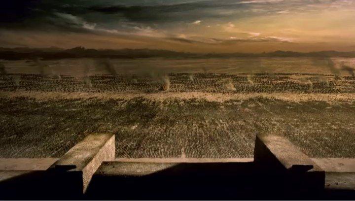 Krieg der Götter 3D - Trailer Poster