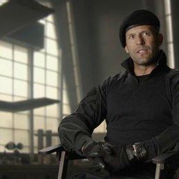 Jason Statham - Lee Christmas - über seine Rolle - OV-Interview Poster