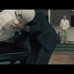 Frank receives robot (english) - Szene Poster