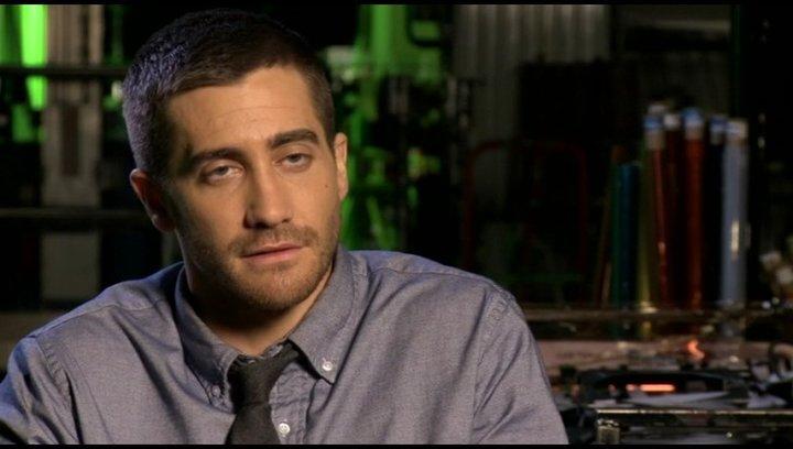 Jake Gyllenhaal (Colter Stevens) über die Ausgangssituation des Films 2 - OV-Interview Poster