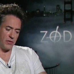 Robert Downey Jr. (Paul Avery) über seine Rolle (20:47) und die Zusammenarbeit mit den anderen Schauspielern. - OV-Interview Poster