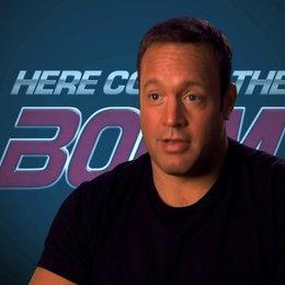 Kevin James über sein Training für die Rolle - OV-Interview Poster