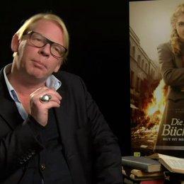 Ben Becker - Der Tod - über die Bedeutung seiner Rolle im Film - Interview Poster
