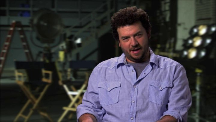 Danny McBride über die Cameo Rollen - OV-Interview Poster