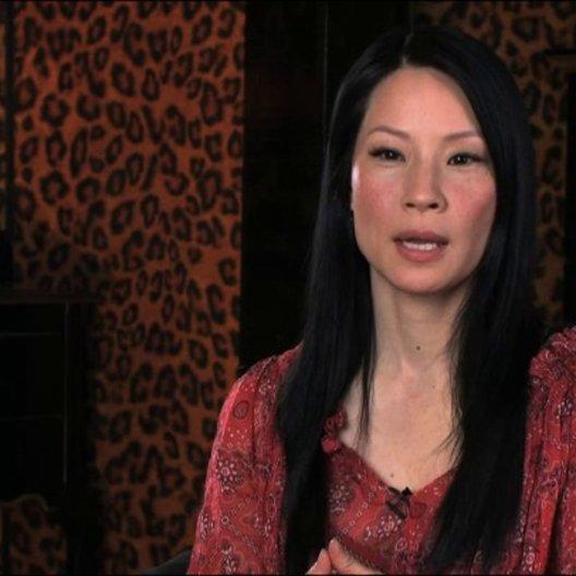 Lucy Liu über das Genre des Films - OV-Interview Poster