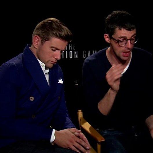 Allan Leech und Matthew Goode über ihre Charaktere - OV-Interview Poster