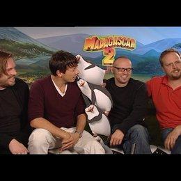 Die Fantastischen 4 über die Coolness der Pinguine - Interview Poster