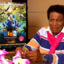 Roberto Blanco - Rafael - über Samba - Interview Poster
