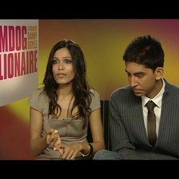"""Freida Pinto """"Latika"""" - über die Darstellung Indiens - OV-Interview Poster"""