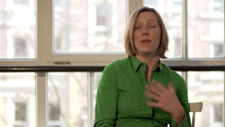 Ilona Schultz - Interview Poster