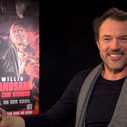Sebastian Koch (Komarov) über die Stunts im Film - Interview Poster