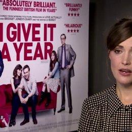 Rose Byrne (Nat) über ihre Angst vor Vögeln - OV-Interview Poster