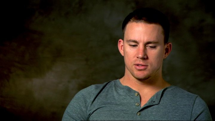 Channing Tatum - Mike - Producer über die Entstehung des Projekts - OV-Interview Poster