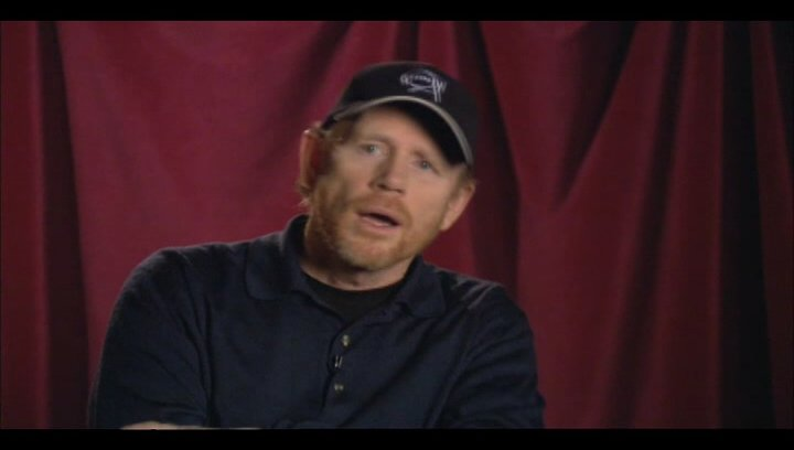 Ron Howard (Regisseur) über Ayelet Zurer - OV-Interview Poster