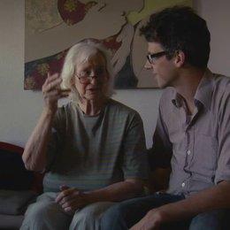 David besucht seine Mutter - Szene Poster
