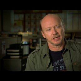 Paul Haggis (Regisseur) über Russel Crowe - OV-Interview Poster