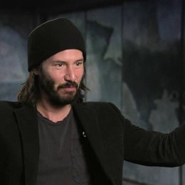 Keanu Reeves über die Größe des Films - OV-Interview Poster