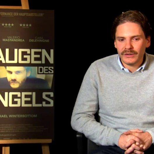 Daniel Bruehl - Thomas - über die Heransgehensweise von Michael Winterbottom - Interview Poster