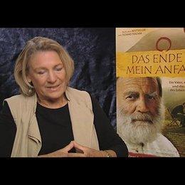Angela Terzani über Tiziano Terzanis Optimismus - Interview Poster
