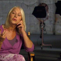 Helen Mirren (Alma Hitchcock) über die Herausforderung der Darstellung von Alma Hitchcock - OV-Interview Poster
