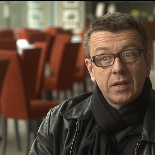 Peter Morgan (Drehbuch) über die Entwicklung vom Drehbuch zum fertigen Film - OV-Interview Poster