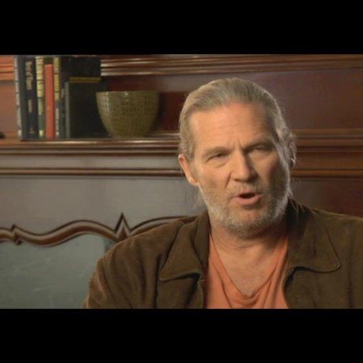 Jeff Bridges über den realen Hintergrund des Films - OV-Interview Poster