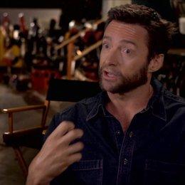 Logan über Wolverines Wut - OV-Interview Poster