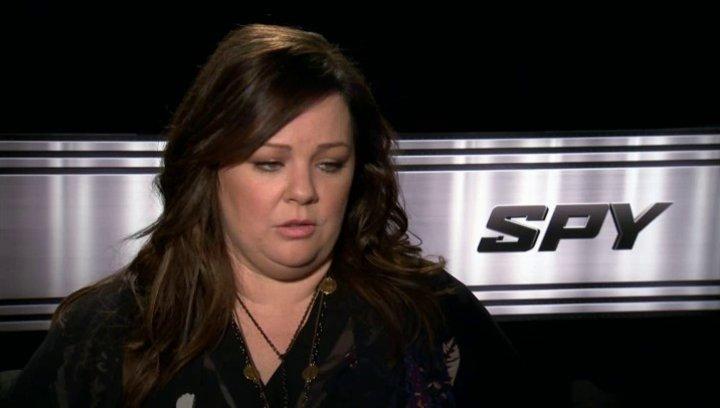 Melissa McCarthy über Miranda Hart - OV-Interview Poster