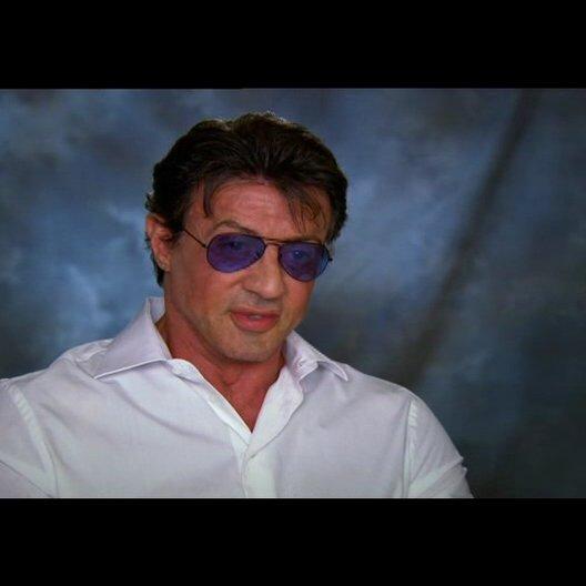 Sylvester Stallone über die Schauspieler - Teil 3 - OV-Interview Poster