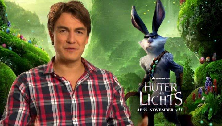 MATZE KNOP - Osterhase - über seine Figur der Osterhase - Interview Poster