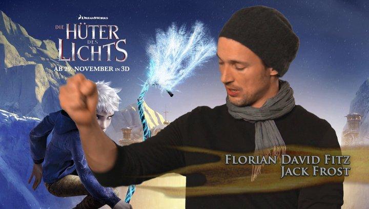 Exklusiv: Florian David Fitz stellt Jack Frost vor! - Featurette Poster